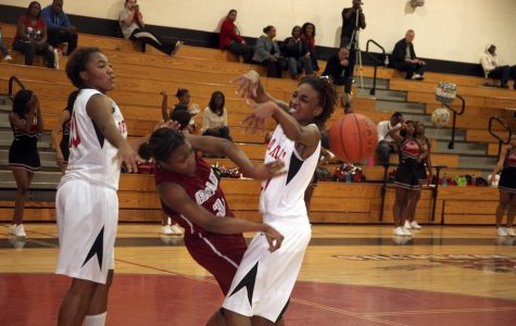 Not a good night for Lady Knights; Golden Lions roar in 60-18 rout