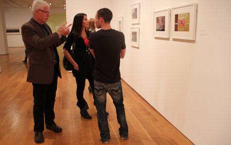 Local photographer focuses on future after exhibit