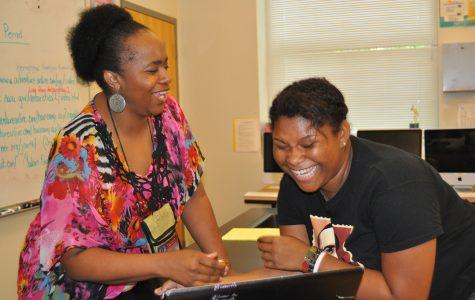 Grady faculty taps Spearman as 2012-2013 Teacher of the Year