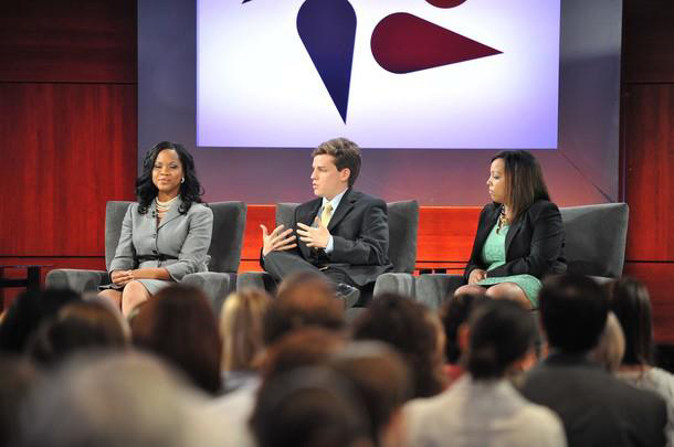 Matt+Westmoreland+joins+an+NBC+Education+Teacher+Town+Hall+on+Sunday.+He+appeared+in+part+1+of+the+two-hour+panel+on+May+6.