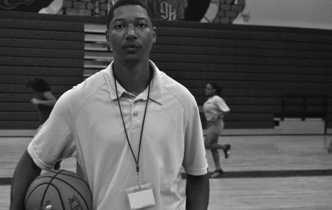 Basketball coach's passion is a slam dunk for players