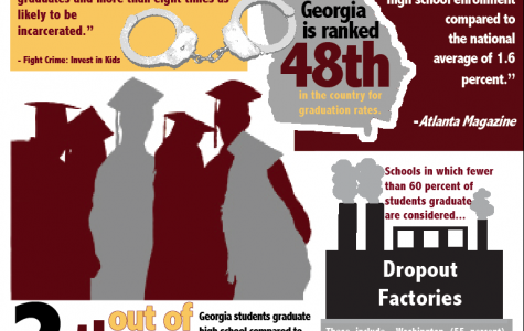 Georgia's dropout rate recalculated, DOE attempts to make curriculum more relevant to students