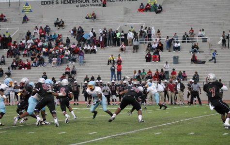 Grady Knights vs. Mays Raiders 8/17/13