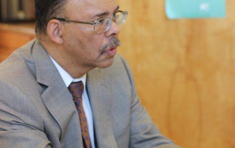 Superintendent Erroll Davis's contract expires in 2014.
