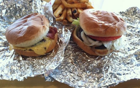 Burger joint a treat for tastebuds, wallets