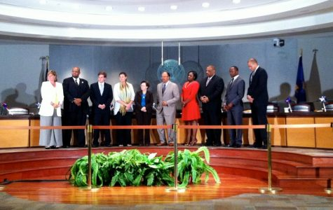 Board of Education meeting gives way for goodbyes and brings forth beginnings