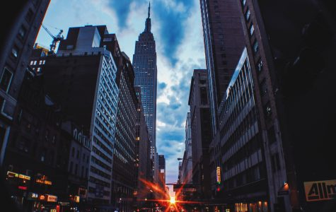 New York Frame of Mind: City landscape photography becoming a focal point for distinguished alumnus
