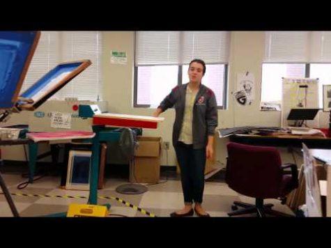 Print studio popularity soars, sells Grady school spirit