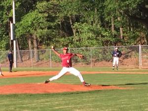 Baseball team rides stellar pitching to win over Redan
