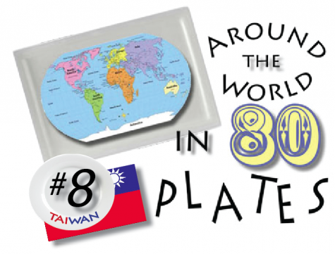 Around the World on 80 Plates Series, Installment #8 Taiwan
