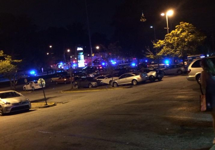 Former Grady student, bystander shot outside football game