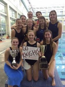 Girls' team wins state