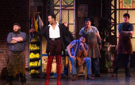 Kinky Boots raises Atlanta up on their feet