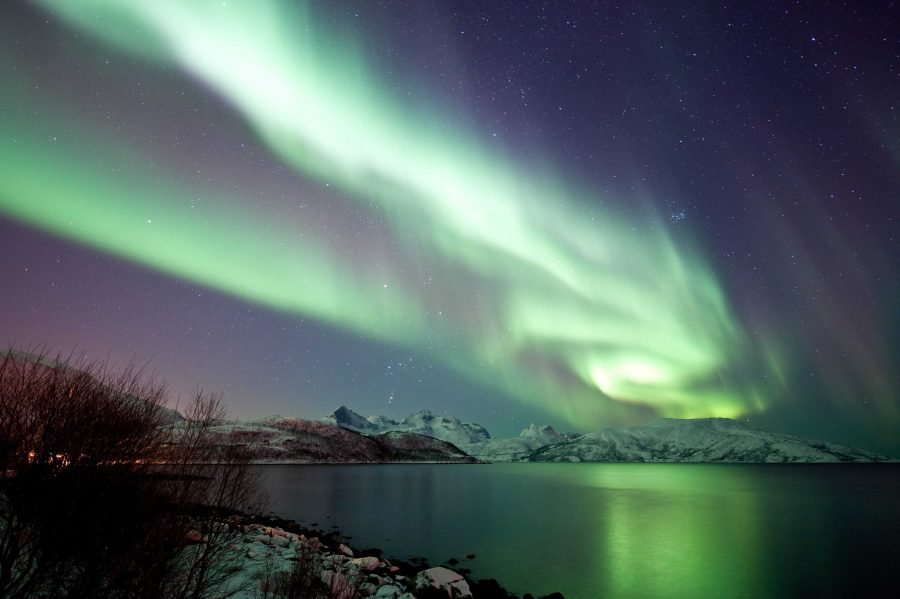 The Northern Lights may vanish from the sky for the next decade.