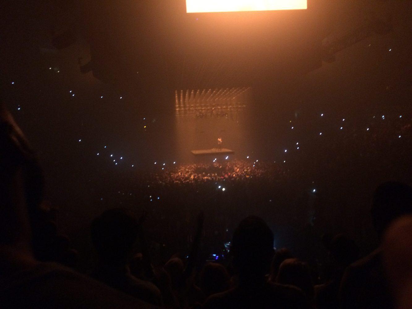 Kanye Wests Atlanta Concert