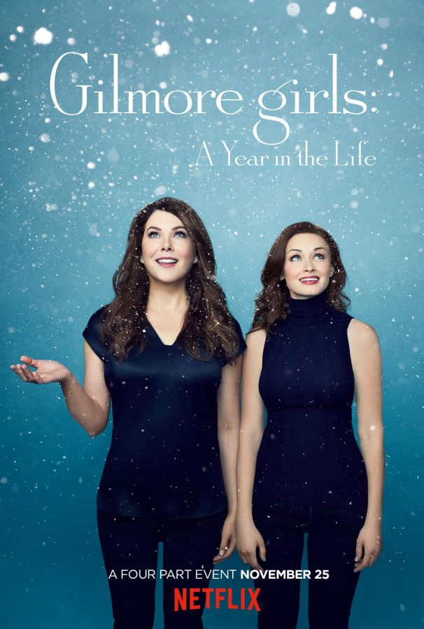 Gilmore Girls revival, A Year in the Life, airs on Neflix November 25, 2016