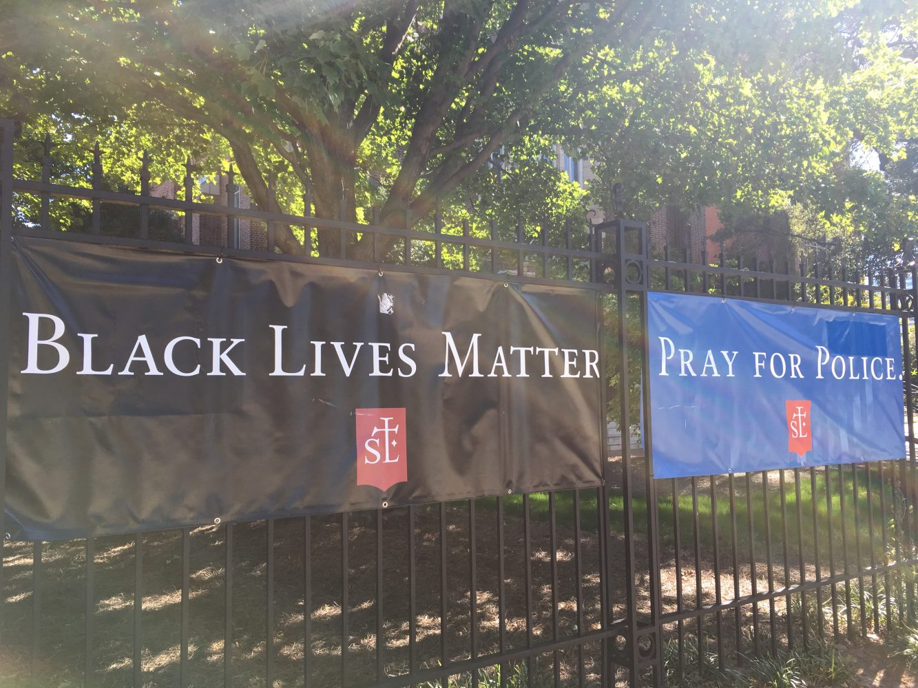 Churches+foster+BLM+movement%2C+fight+for+racial+equality