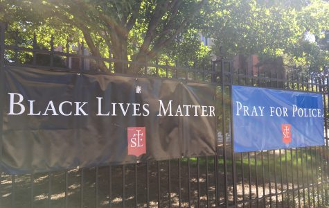 Churches foster BLM movement, fight for racial equality
