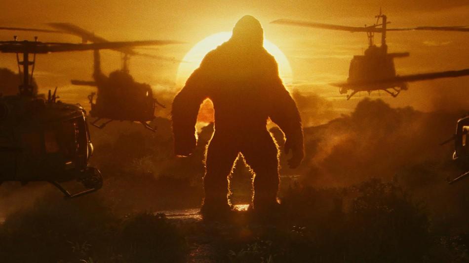 84 years of King Kong culminating in Skull Island
