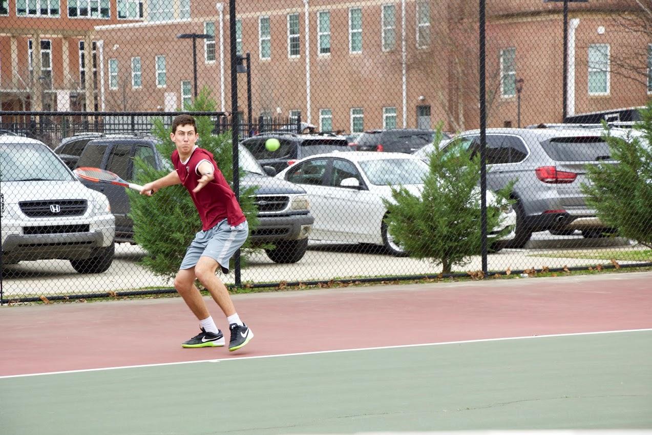 Tennis teams return to form after deep playoff run