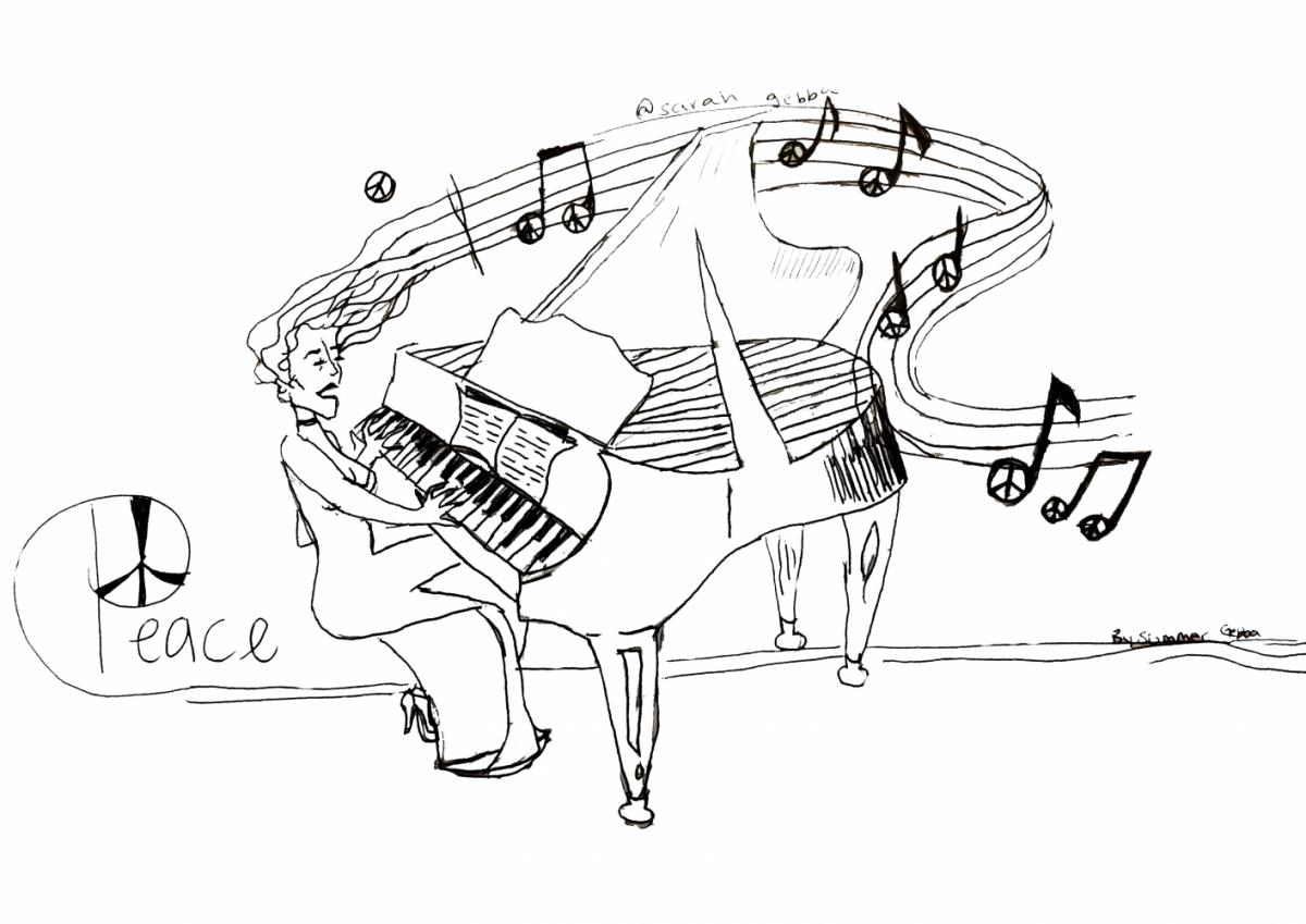 Pianos for Peace unites, brings harmony to Atlanta