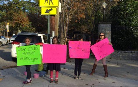 Elementary school girls advocate for dress code change