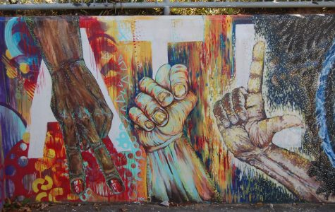 Student civic walls enhance school character