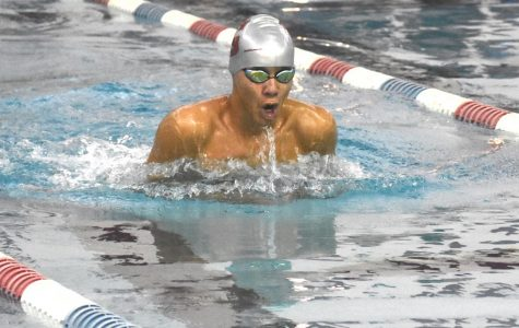 Swim team reloads under new coach