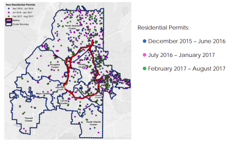 District adjusts proposed rezoning boundaries for Grady's northern attendance zone