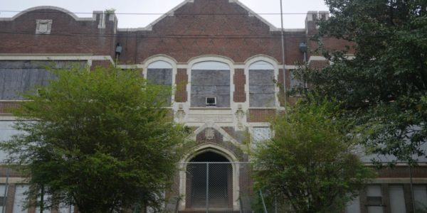 The old Adair Elementary School is one more than 30 unused properties owned by Atlanta Public Schools. The building closed in 1973 and is in the Adair Park neighborhood in Southwest Atlanta.