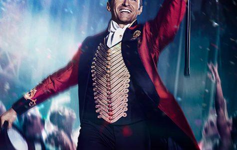 Hugh Jackman as P.T. Barnum in