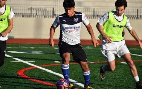 Exchange student brings love of soccer to Grady