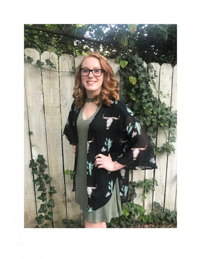 Grady student Maggie Watkins suffers with balancing Obsessive Compulsive Disorder and high school.