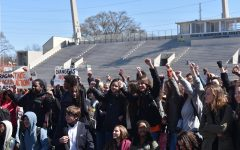 Students walk out on lack of gun control