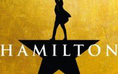 Sophomores see Tony Award-winning 'Hamilton'
