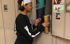 Locker use at Grady higher than students perceive