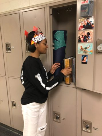 Student stands up to broken bathrooms with a drill
