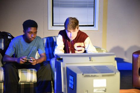 Senior One Acts showcase students' talent and humor