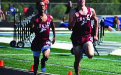 Boys track wins region, four score at state