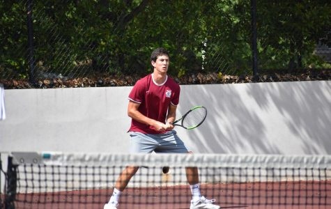 Region champion boys tennis team's season ends in playoffs