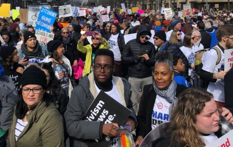 Students march for their lives amid gun control debate