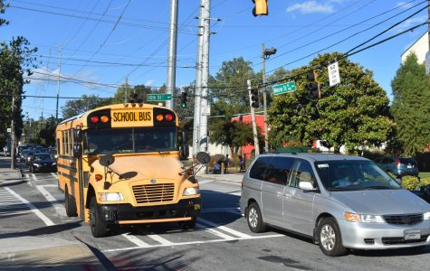 The traffic on 10th and Monroe has proven hazardous for students walking to and from school.