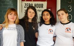 'This is Zero Hour': Grady student leads march for climate justice
