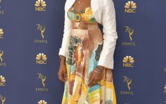 Fashion teacher Williams' dress graces Emmys