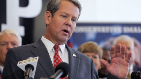 Conservative TV ads 'round up' Kemp supporters