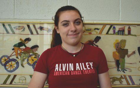 Hannah Gaston, freshman