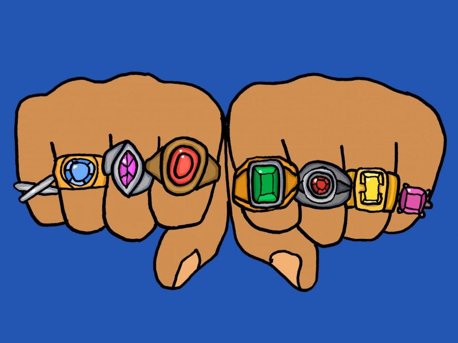 Popularity of class rings creates chaotic environment for students
