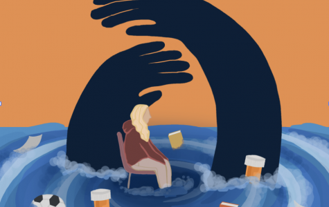 Staff member's first-hand account of anxiety