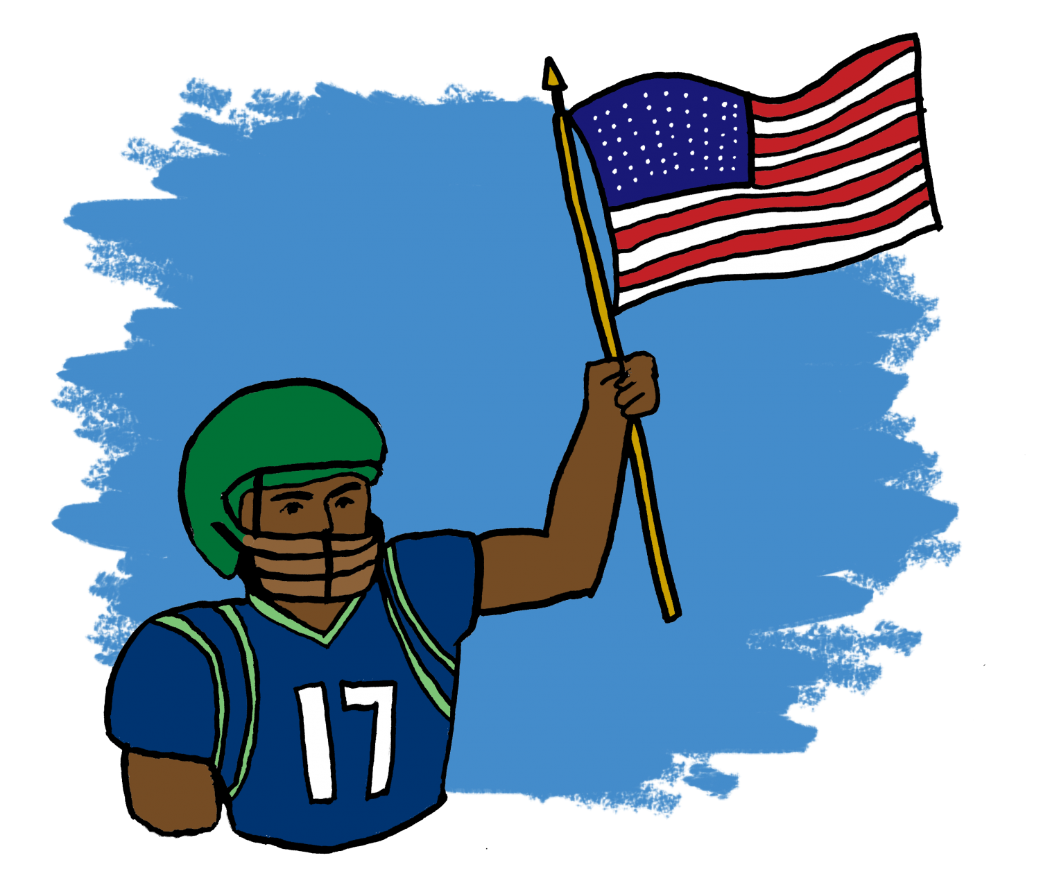 Football has a deep connection to American life.