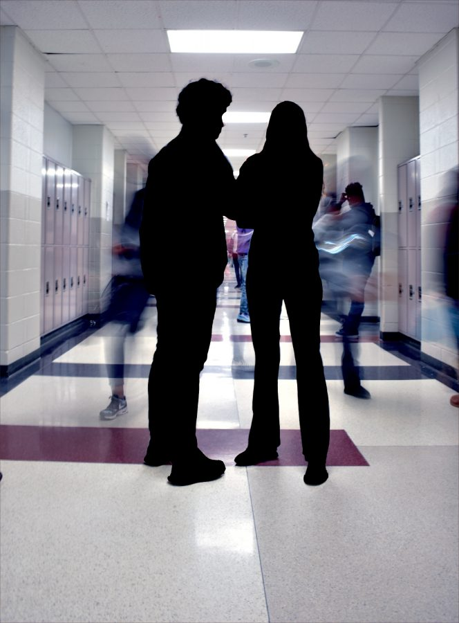 Staged image to demonstrate sexual harassment and sexual assault.